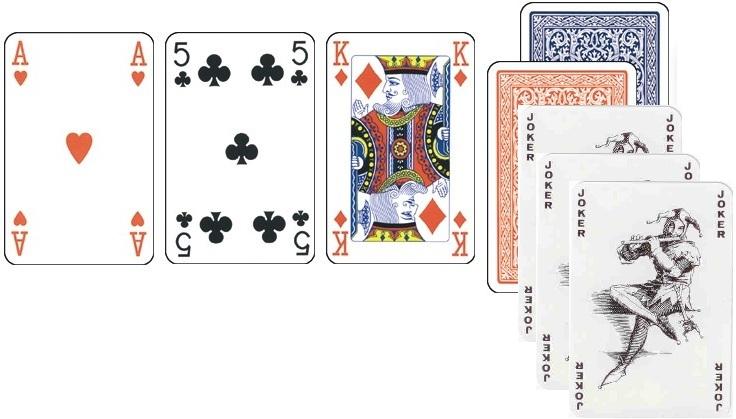 Romme Anzahl Karten